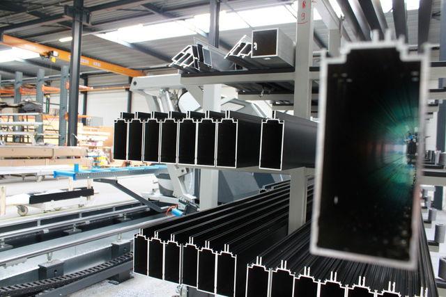 Aluminium kozijnen uit eigen fabriek in Deurne